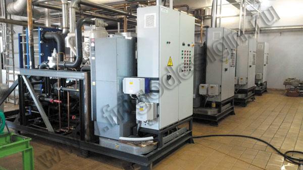 Генераторы ледяной воды «Фригодизайн» суммарной холодопроизводительностью 2,4 МВт на одном из крупнейших российских маслосыркомбинатов