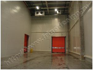 Мультитемпературный складской комплекс для PNK Group в Чеховском районе