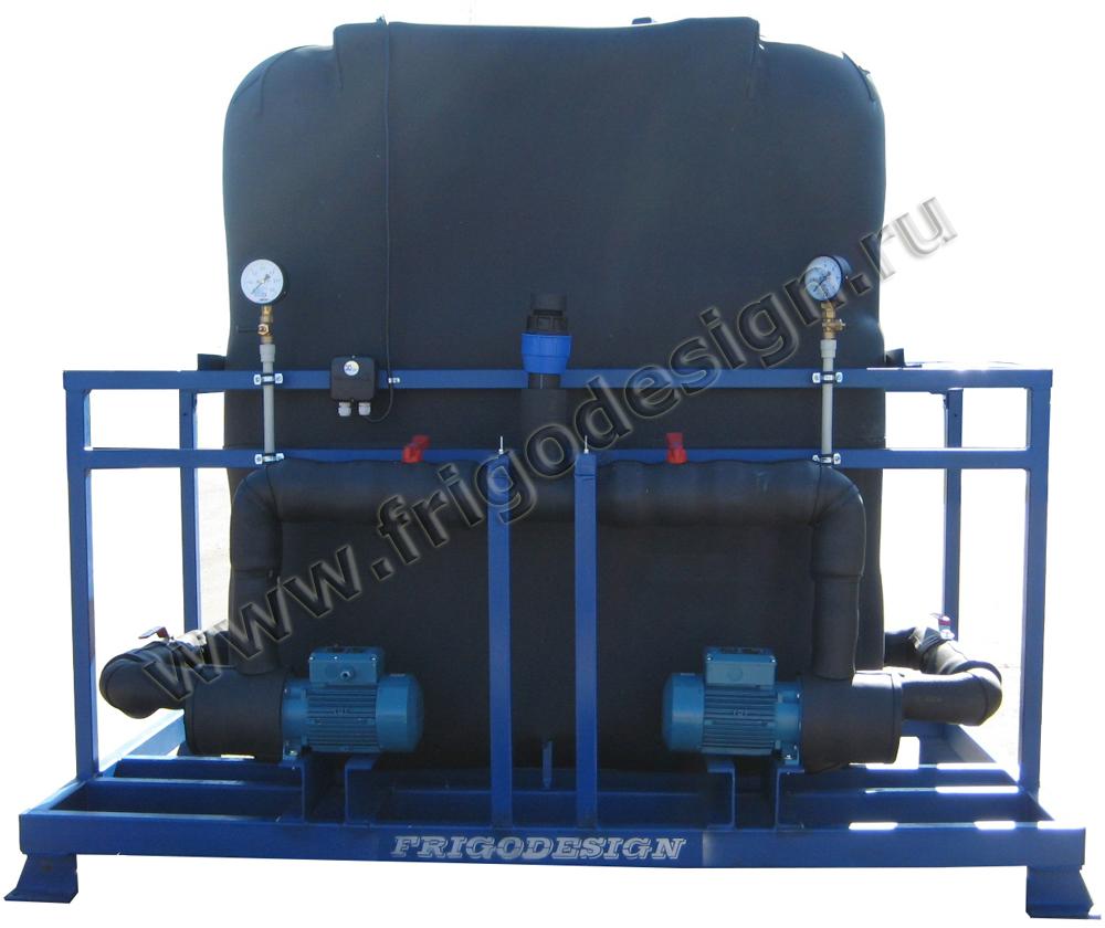Промышленные насосные агрегаты Фригодизайн